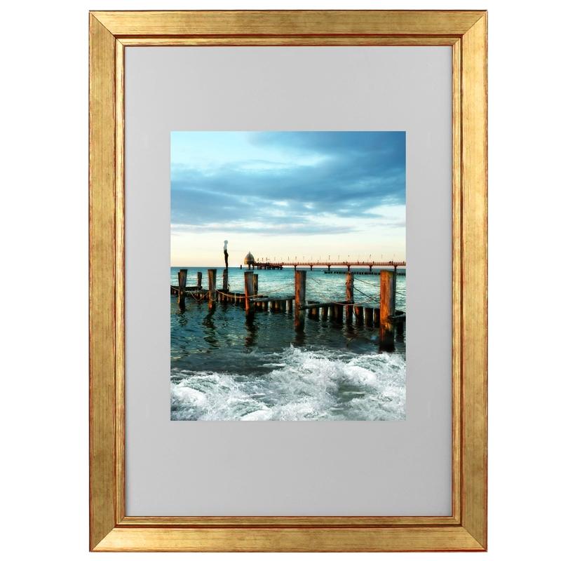 Fotolijst Passe Partout.Fotolijst Tropez Goud 50x50 Cm