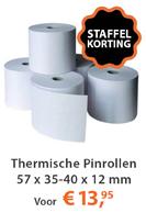 Thermische Pinrollen