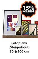 fotoplank steigerhout 80 & 100cm