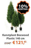 Kunstplant Boxwood 140cm
