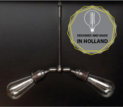 Vintage hanglamp Lamphuis
